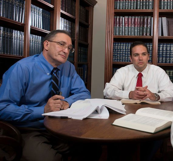 The personal injury attorneys at the Manchin Injury Law