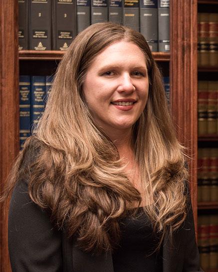 Manchin Injury Law Group Staff Clarissa
