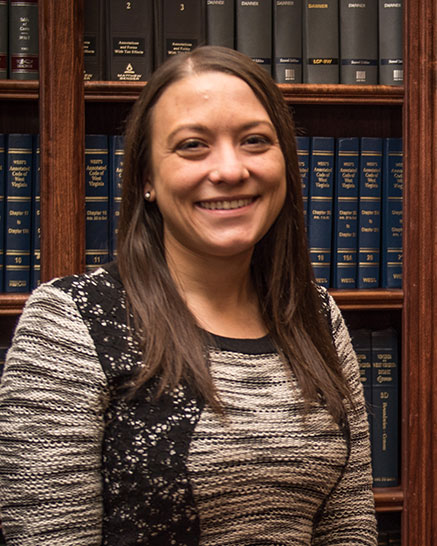 Manchin Injury Law Group Staff Hannah Aloi