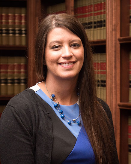 Manchin Injury Law Group Staff Kelly Musgrove
