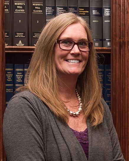 Manchin Injury Law Group Staff Teresa Ray