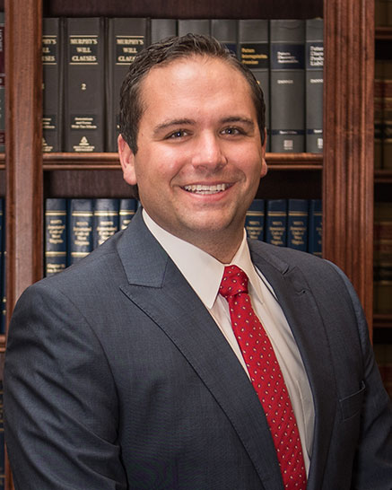Personal Injury Lawyer Taylor B. Downs