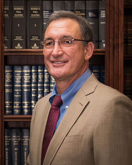 Personal Injury Attorney Timothy J. Manchin