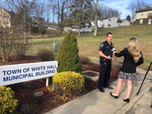 Shawn Davis White Hall Police Department Interview
